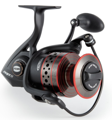 Penn-Pursuit II and Pursuit III Best Spinning Reels