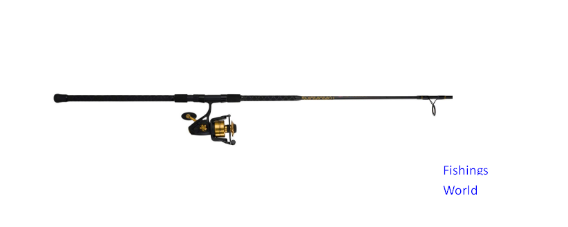 Penn Spinfisher V 6500 Surf Rod and Reel Combo