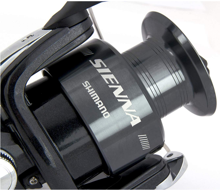 Shimano-FE Sienna Best Spinning Reels Under $50