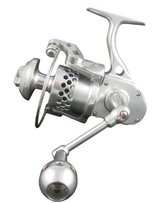 Accurate TwinSpin SR-30 Best Saltwater Spinning Reel