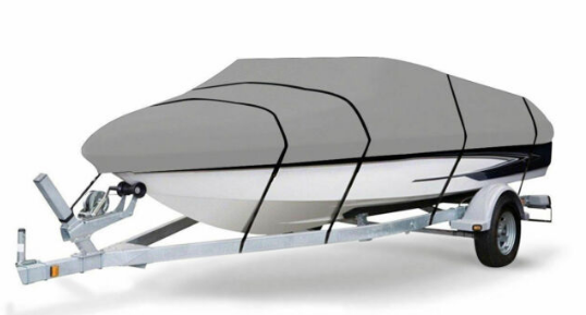 Brightent Boat Heavy-Duty Boat Cover