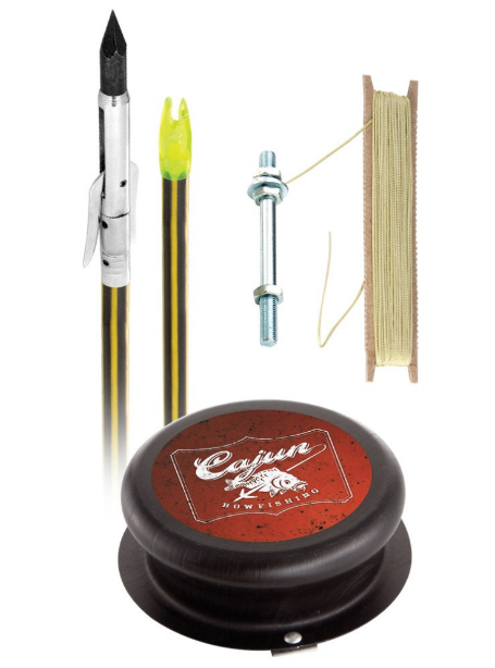 Cajun Sting-A-Ree II Best Bowfishing Reel