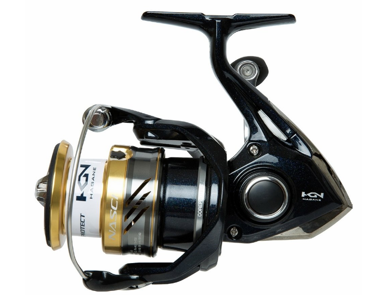 Compact Nasci Best Shimano Spinning Reel
