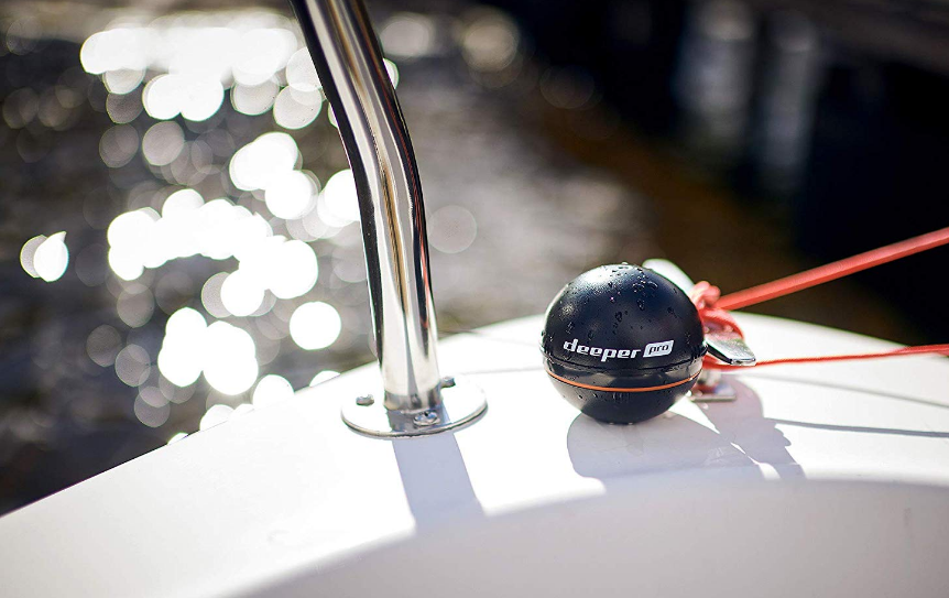 Deeper Smart 3.0 Best Kayak Fish Finder