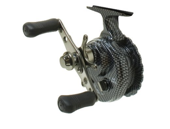 Eagle Claw In Line Best Ice Fishing Reel