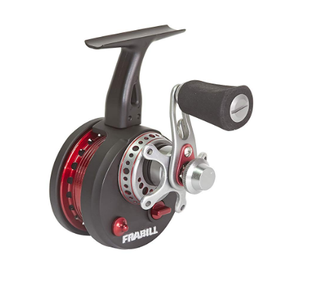 Frabill Straight Line 371 Best Ice Fishing Reel