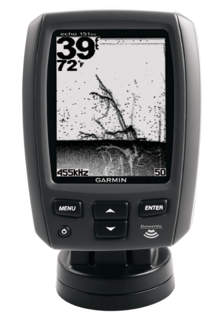 Garmin Echo 151dv US and Canada with Transducer Best Kayak Fish Finder