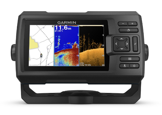 Garmin Striker Plus 5cv Best Kayak Fish Finder