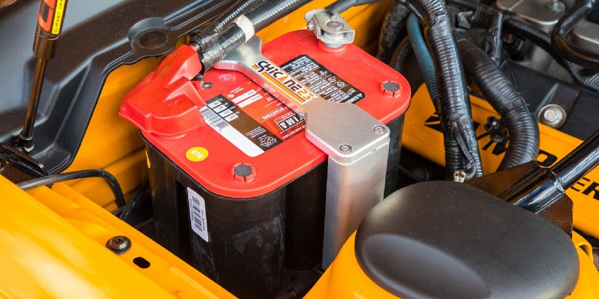 How To Choose The Best AGM Battery