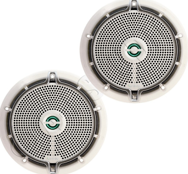 Infinity 225-Watt High-Performance 2-Way Best Marine Speaker