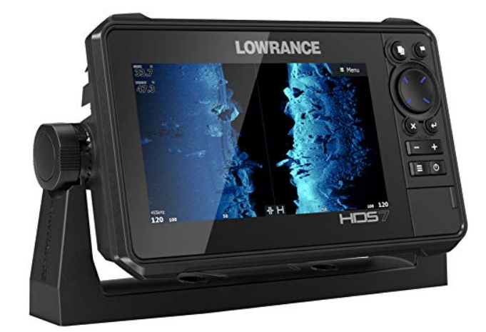 Lowrance HDS-7 Live Chartplotter Best Fish Finder GPS Combo
