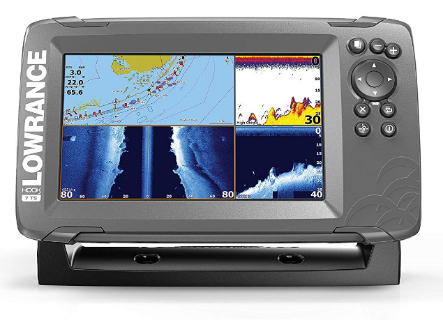 Lowrance HOOK2 7 - 7-inch Best Kayak Fish Finder