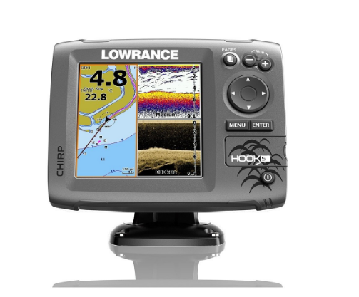 Lowrance Hook-5 Best Ice Fishing Fish Finder