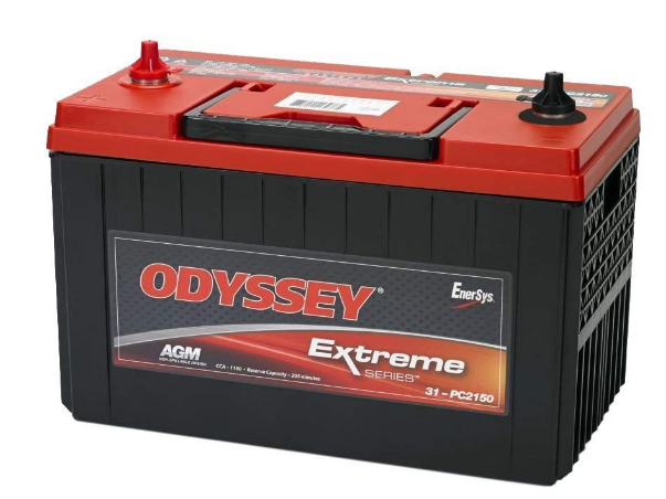 Odyssey 31-PC2150S Heavy Duty Commercial Best AGM Battery