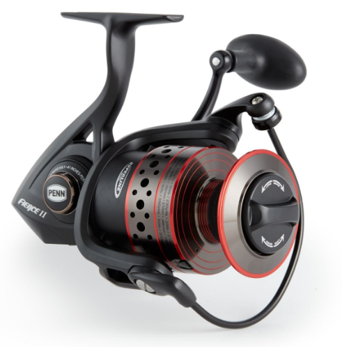 Penn Fierce II Fishing Best Spinning Reel