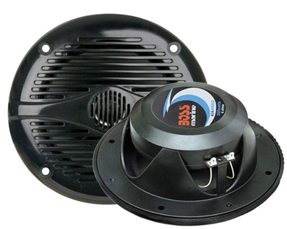 Supervisor Audio MR50W 150 Watt (Per Pair), 5.25 Inch Best Marine Speaker