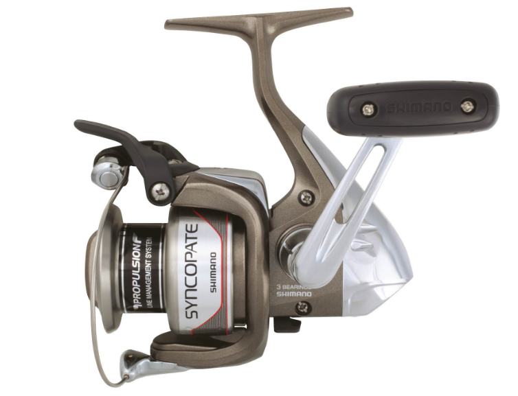 Syncopate Front Drag Freshwater Best Shimano Spinning Reel