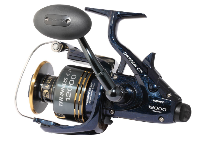 Thunnus CI4 Offshore Saltwater Best Shimano Spinning Reel