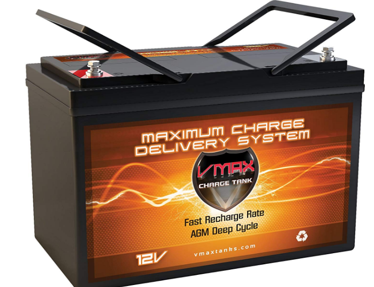 VMAX MR127 12 Volt 100Ah Best AGM Battery