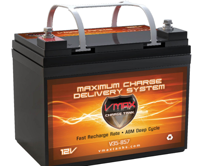 VMAX857 AGM Battery 12 Volt Best AGM Battery