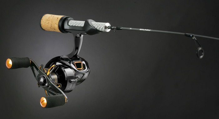 What Type Of Reel Should I Use For Ice Fishing