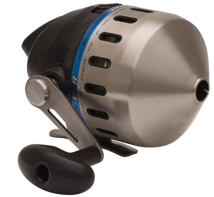 Zebco 808 Stainless Steel Best Bowfishing Reel