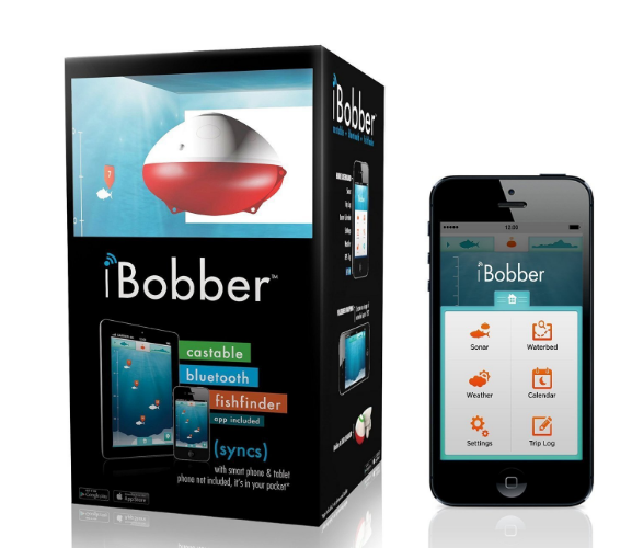 iBoober Wireless Bluetooth Best Kayak Fish Finder
