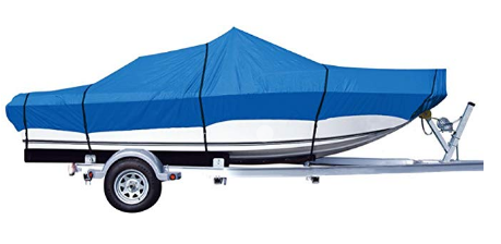iCoverTrailerable Boat Cover