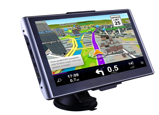 CARMATE GPS Navigator for Truck and Car