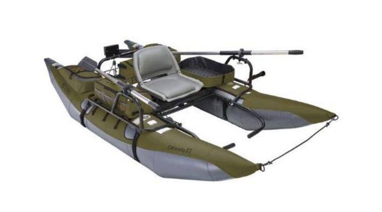 Colorado XT Inflatable Best Pontoon Boat