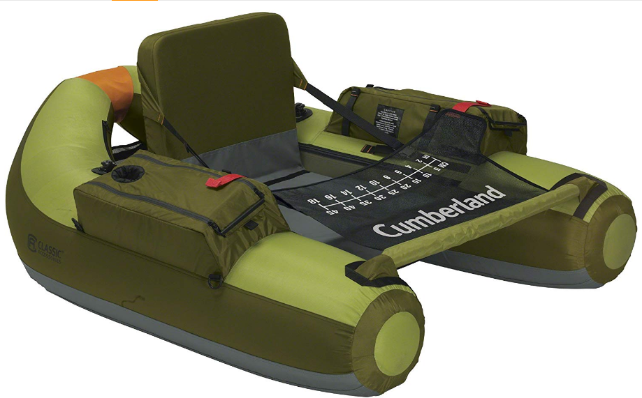 Cumberland Inflatable Best Pontoon Boat