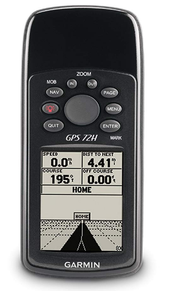 Garmin 72H Waterproof Best Handheld GPS