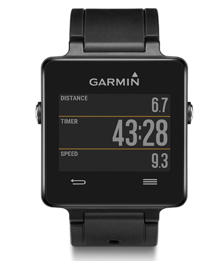 Garmin Vívoactive Black Best Fitness Watch
