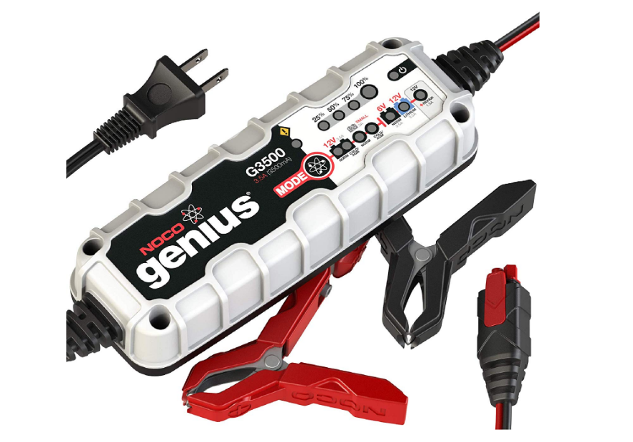 NOCO Genius G3500 UltraSafe Smart Battery Charger