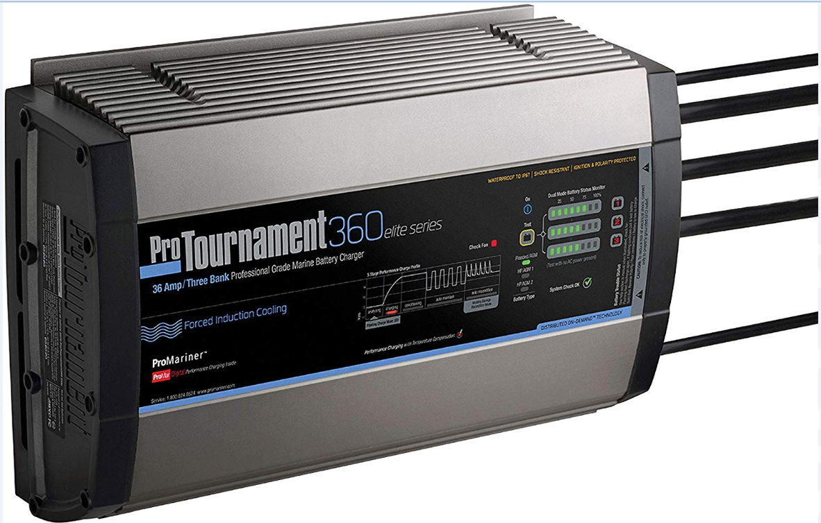 Promariner 36 Amp 52036 Battery Charger