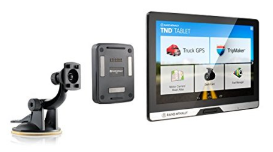 "Rand McNally 528013076 Intelliroute 8"" TND Tablet"