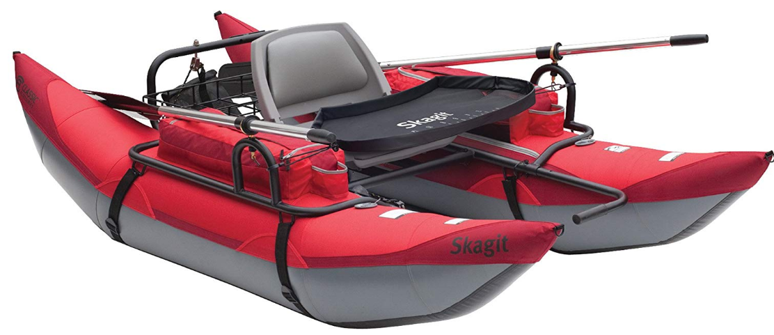 Skagit Inflatable Best Pontoon Boat