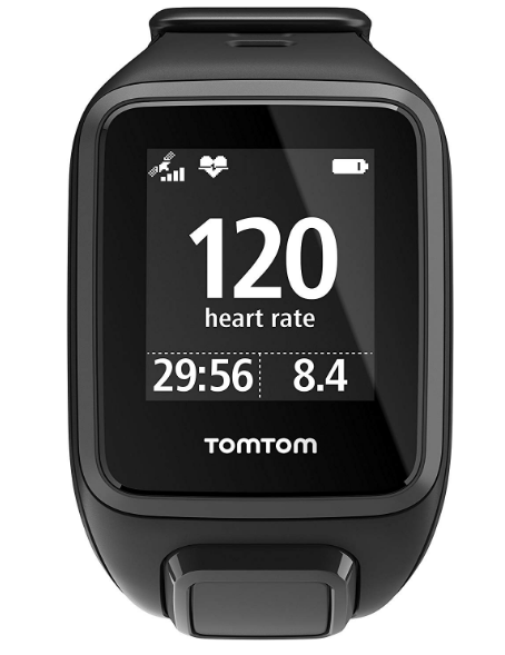 TomTom Spark Cardio + Music, GPS Best Fitness Watch