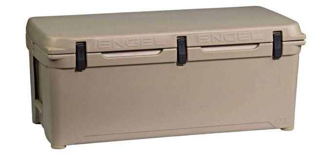 Engel High-Performance ENG123 Roto-Molded Best Fishing Cooler
