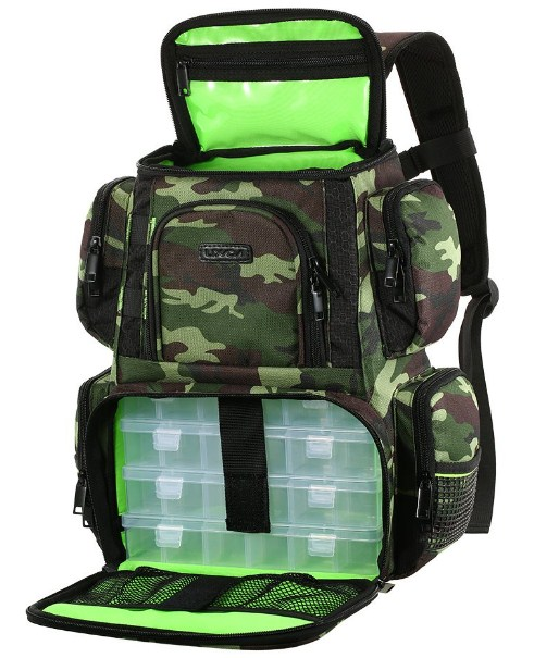 Lixada Tactical Waist Pack Utility Outdoor Gear Best Fishing Backpack