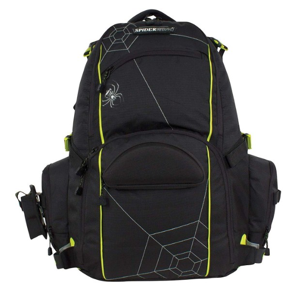Spiderwire Tackle Best Fishing Backpack
