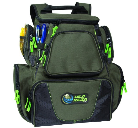 Wild River 3606 Multi-Tackle Large Best Fishing Backpack