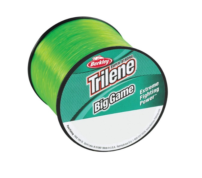 Berkley Trilene Big Game Monofilament Custom Spool Best Fishing Line