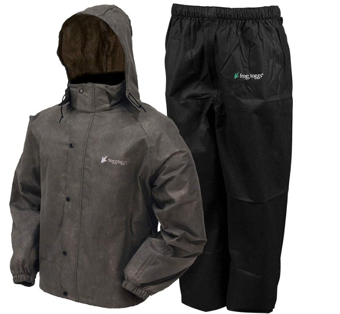 Frogg Toggs All Sport Best Rain Gear For Fishing
