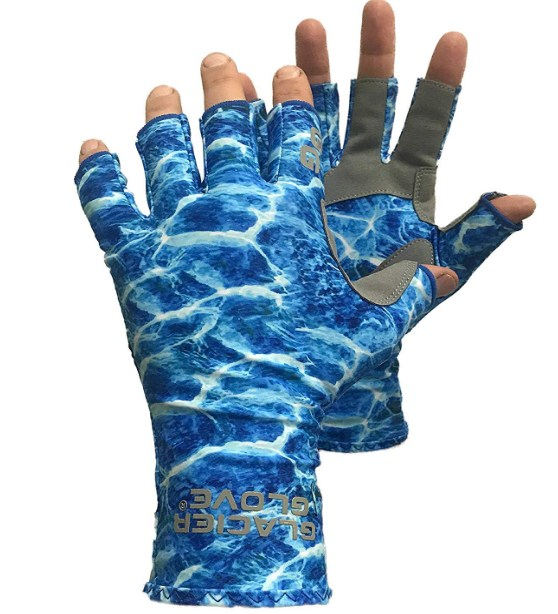 Glacier Glove Islamorada Sun Best Fishing Gloves