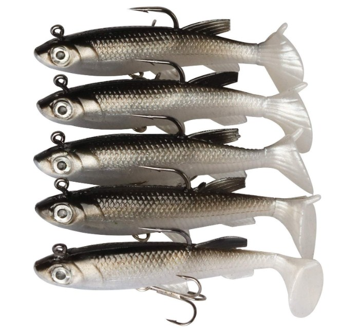 Goture Soft Lead Fish Set Best Lure For Bass Fishing