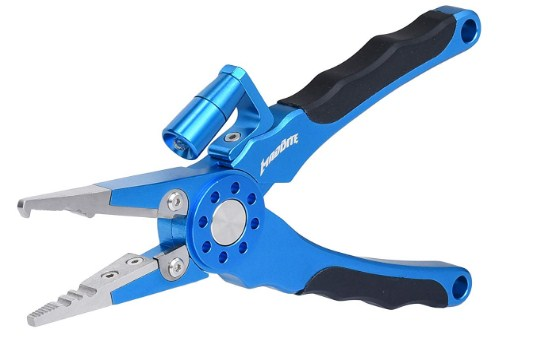 Mad-Bite Lighted Aluminum Best Fishing Pliers