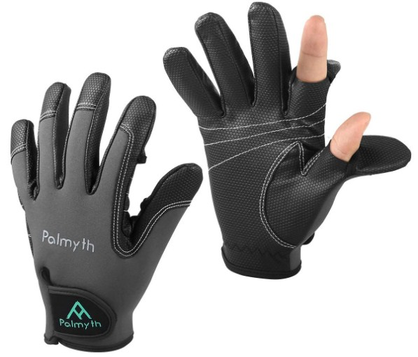 Palmyth Men and Women Best Fishing Gloves