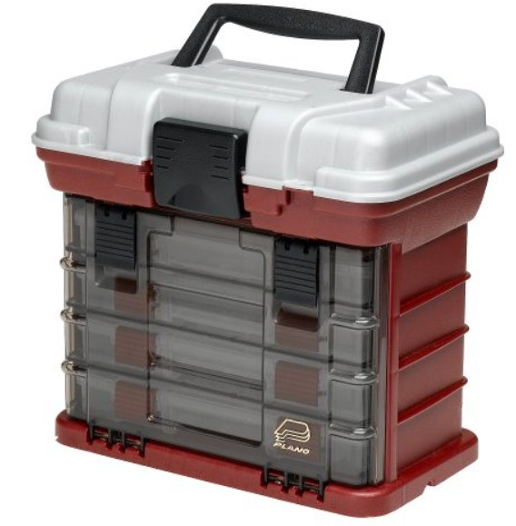Plano 4 Rack System 3500 Size Best Tackle Box