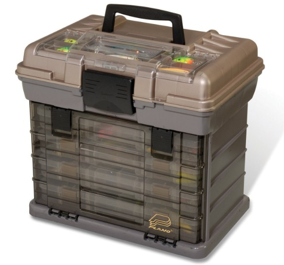 Plano 4-Rack System 3700 Best Tackle Box